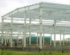 二手钢结构厂房4