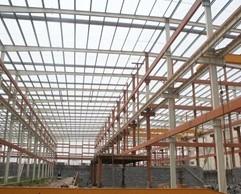 二手钢结构厂房1
